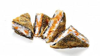 Сендвич ролл с копченой курицей